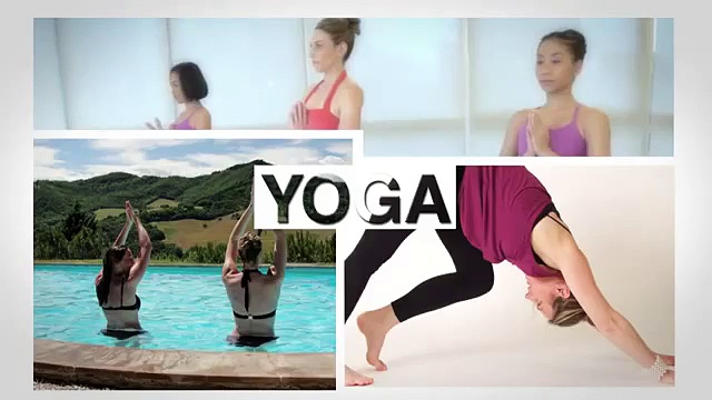 Yoga For Healing Series Of 7 Guided Yoga Practice Videos