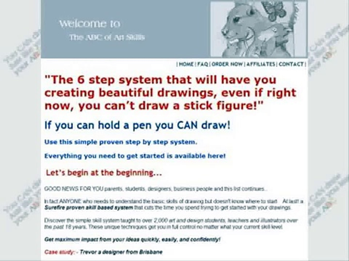 Abc You Can Draw -