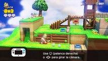 [WiiU] Walkthrough - Captain Toad Treasure Tracker - Parte 1 - Capítulo 1