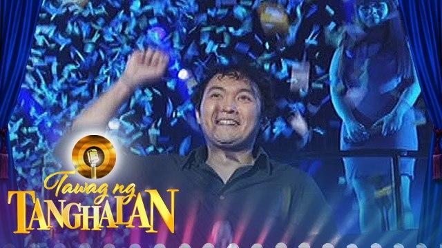 Tawag ng Tanghalan: Lemric Villaflor is the newest Tawag ng Tanghalan champion!