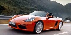 Nuevo Porsche 718 Boxster, ¡te explicamos todo!