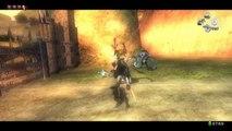 The Legend of Zelda : Twilight Princess HD - Les actions de Wolf Link