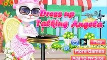 Talking Angela Surprise Egg - Talking Angela Makeover - Talking Angela Love Song