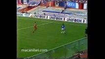 27.09.1989 - 1989-1990 UEFA Cup Winners' Cup 1st Round 2nd Leg UC Sampdoria 1-0 SK Brann Bergen