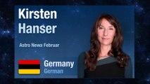 Astro News Februar I Kirsten Hanser