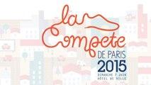 La compete de Paris 2015: Kad Mérad court pour faire sourire les enfants de La Chaîne de l'Espoir