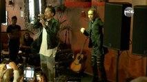 """Les Anges 7: Jon chante """"In motion"""" avec Eddy et Vivian sur scène !"""