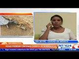 ONG en México considera que recientes restos encontrados en fosas comunes no son de normalistas