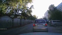 Overtaking Ford Focus accident LIVE - Обгон аварии Ford