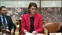 """1ère séance """"Questions au Gouvernement"""" - Lutte contre le système prostitutionnel (nouvelle lecture)"""