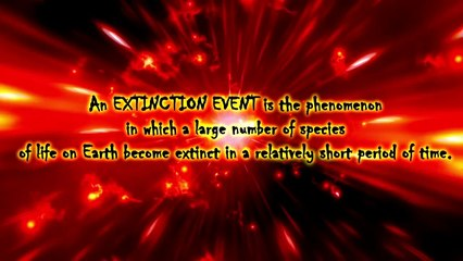 5 Devastating Mass Extinction Events