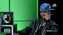 """Black M : """"Les rappeurs français sont mes grands frères de la musique"""""""