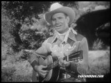 1956 BEYOND THE PURPLE HILLS RE-RELEASE TRAILER - GENE AUTRY