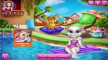 Talking Tom | Talking Angela | Talking Angela Games | Children Games To Play