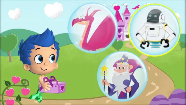 Bubble Guppies - Happy Valentines - Bubble Guppies Games