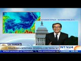 EE.UU. no prevé que Patricia toque tierra en el país y ofrece ayuda a México