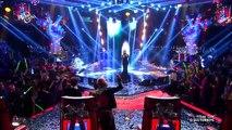 Hadise - Düm Tek Tek   O Ses Türkiye Yılbaşı Performansı [Progressive HD]