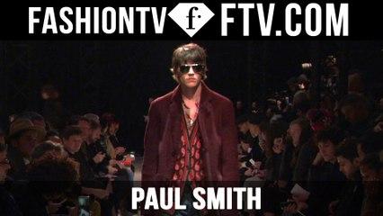 Paul Smith F/W 16-17 | Paris Fashion Week : Men F/W 16-17 | FTV.com