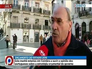 Repórter da SIC Notícias é agredido em direto