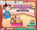 Saras Cooking Class Games Bento Box Saras Cooking Class
