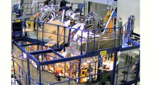Making a nuclear fusion device – timelapse video