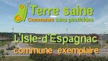 Terre saine, communes sans pesticides : L'Isle-d'Espagnac, en Poitou-Charentes, exemplaire depuis 2011