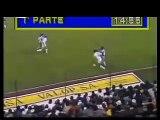 Real Madrid vs FC Porto But de Rabah Madjer Contre le Real a Bernabéu