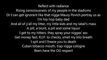 Future - March Madness (remix) ft  Nas (lyrics) - Vidéo