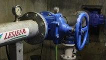 Irrigation : variateur à débit constant