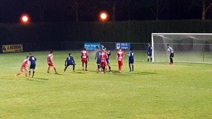 match équipe DHR contre Limoges FC
