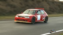 Rallye test Peugeot 306 maxi carsyst'm -  circuit team pilotage 42