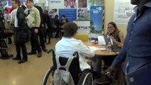 Semaine pour l'insertion professionnelle : le CIDJ aide les jeunes handicapés à trouver un emploi (vidéo MCE)