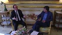Nicolas Hulot, prochain ministre de l'Ecologie ?