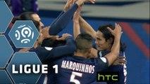 But Edinson CAVANI (6ème) / Paris Saint-Germain - FC Lorient - (3-1) - (PARIS-FCL) / 2015-16