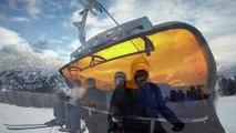 Zillertal 2016 Skiing Snowboarding GoPro Hero 4 Silver Full HD 1080p