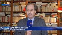 """Jean-Michel Rouart: """"Attention à ne pas jeter la langue française par démagogie"""""""