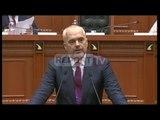 """Report TV - """"Byroja kalon me reformën në  drejtësi, doni s'doni do e votoni"""""""