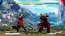 Street Fighter V - Tráiler de Ken