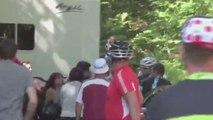 Tour de France : une violente bagarre a éclaté entre la Team Sky et des supporters lors de l'étape Annecy – Annecy-Semnoz