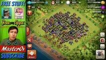 110 Wallbreakers Destroy A Base! - Clash Of Clans - Trolling In Clash Of Clans!