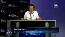 """Bac 2013 : correction vidéo Bac Général série L en Littérature sur le film """"Zazie dans le métro"""""""