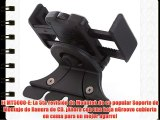 Mountek nGroove Grip Universal CD Slot Mount for Cell Phones and GPS Devices