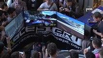L'ESTACA rencontre le pilote de Formule1, Jean-Eric Vergne (vidéo MCE)