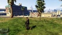 Lets Play Grand Theft Auto 5 (PC) - Part 26 - Ein Gefallen für Martin [HD+/60fps/Deutsch]