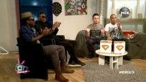 Voir et revoir la WebReal TV avec le rappeur Jessy Matador et le duo Fréro Delavega sur MCEReplay