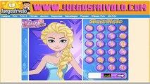 Juegos De Frozen Maquillar Vestir Y Peinar видео Dailymotion