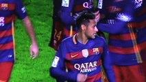 شاهد مهرجان أهداف برشلونة في مرمى فالنسيا في ذهاب الدور نصف النهائي من كأس إسبانيا .