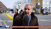Un journaliste italien pète les plombs face à un emmerdeur avec une banane
