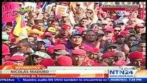 """Nicolás Maduro exige a Lorenzo Mendoza entregar sus empresas """"al pueblo"""" venezolano"""