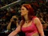 Brock lesnar vs jeff hardy with lita